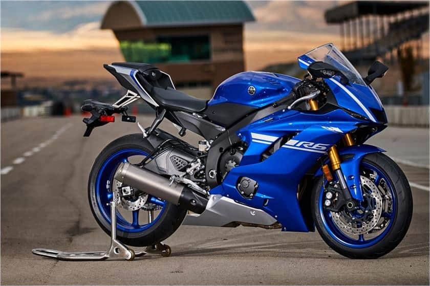 Yamaha YZF R6 Specifications 2017 Fourth Generation