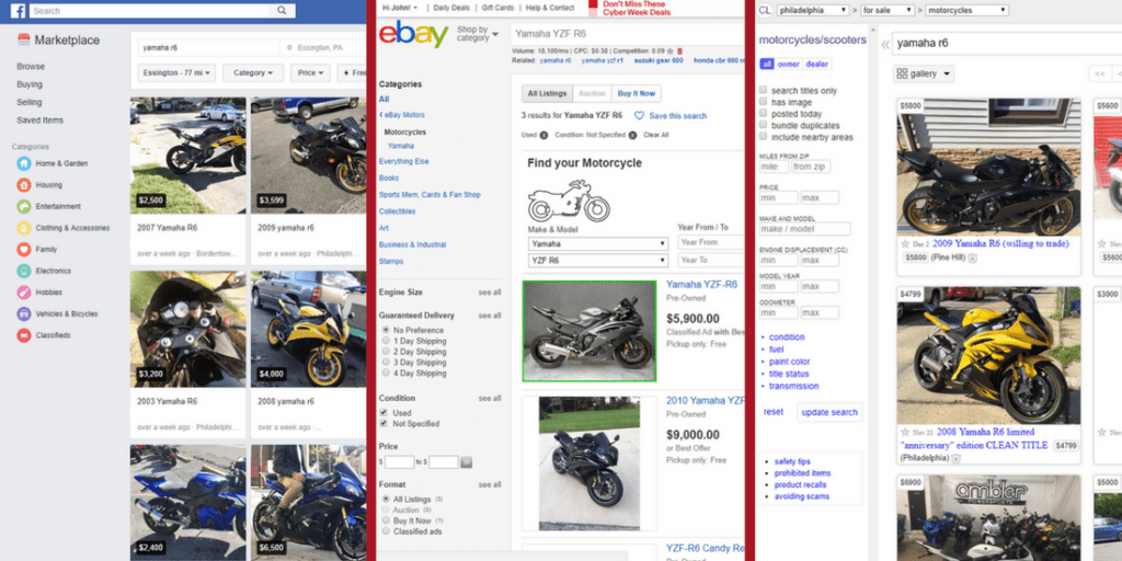 Where Can I Sell My Motorcycle?   Sell Online   Best Motorcycle Apps
