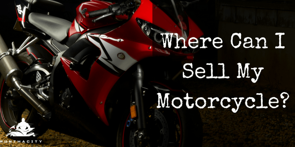 Where Can I Sell My Motorcycle?