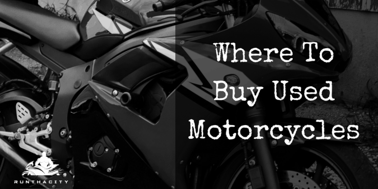 Where To Buy Used Motorcycles