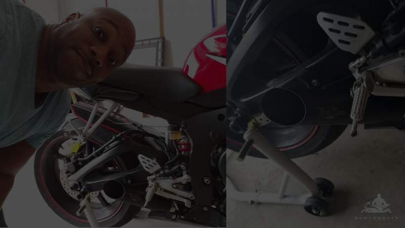 How To Install A Voodoo Slip-on Exhaust On A Yamaha