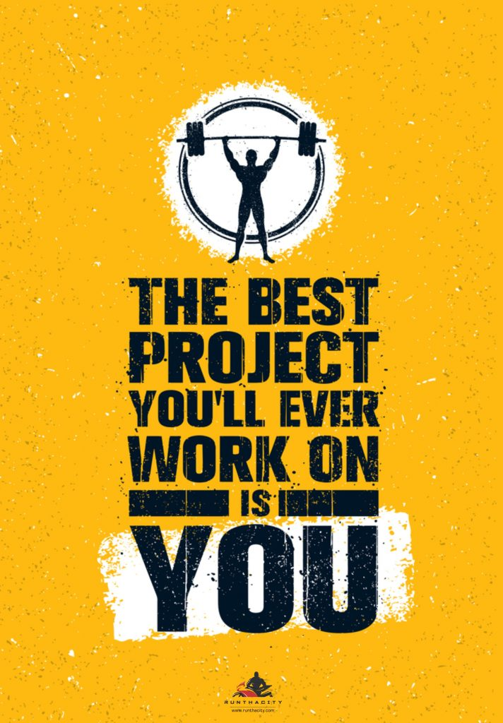 The Best Project You'll Ever Work On Is You