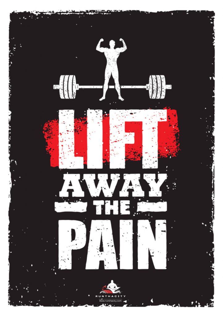 Lift Away The Pain