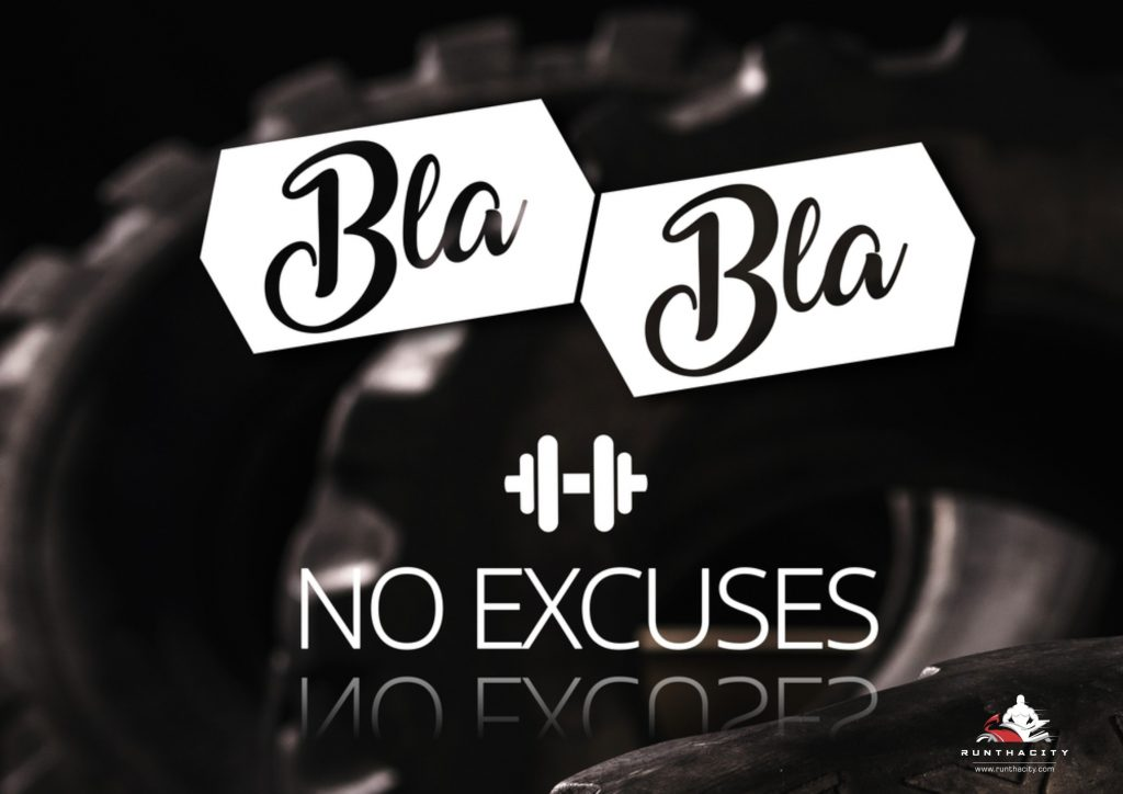 Bla, Bla, No Excuses
