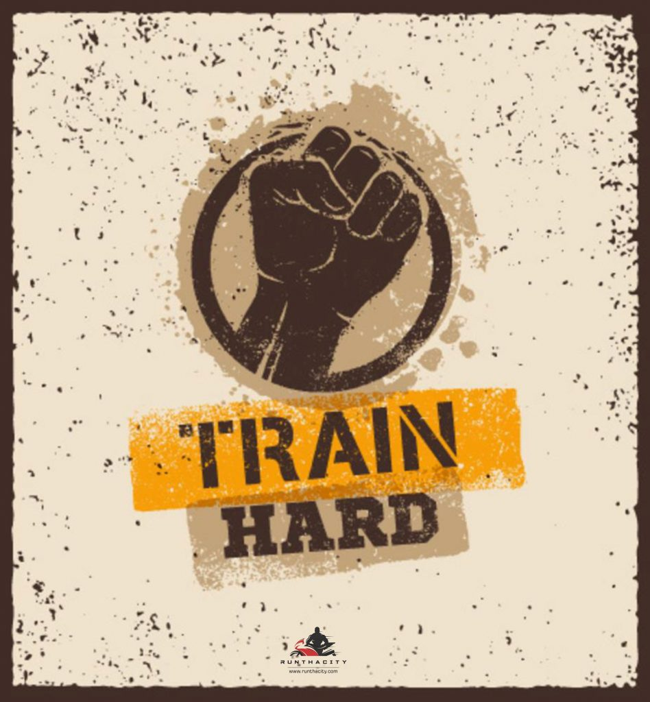 Train Hard #RunThaCity