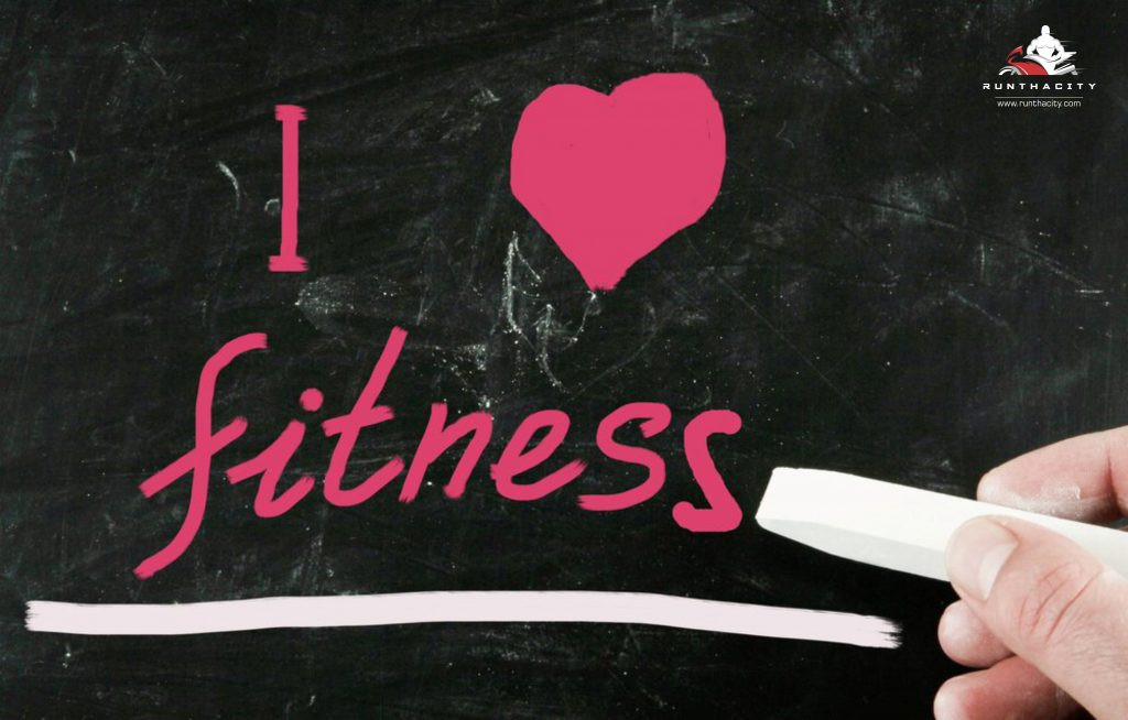I Love Fitness #RunThaCity