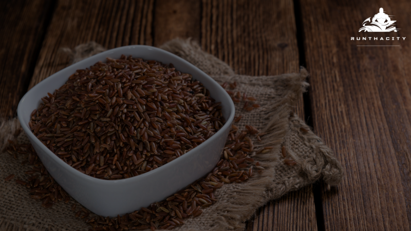 Can Red Rice Lower Cholesterol? | RunThaCity