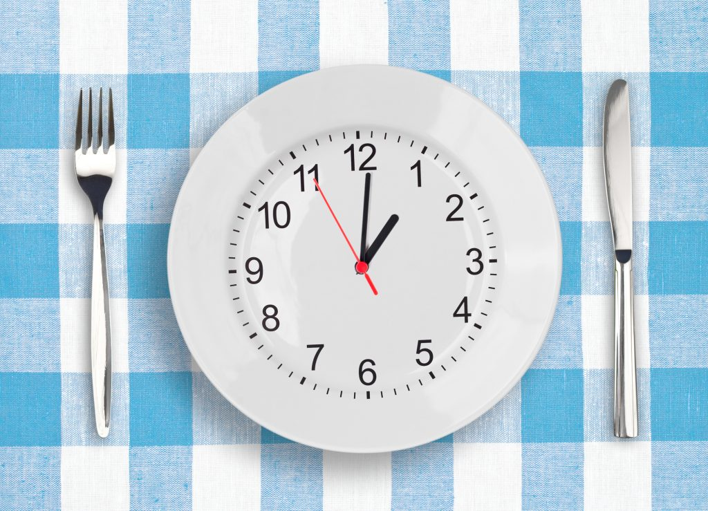 Figure Out Your Eating Schedule