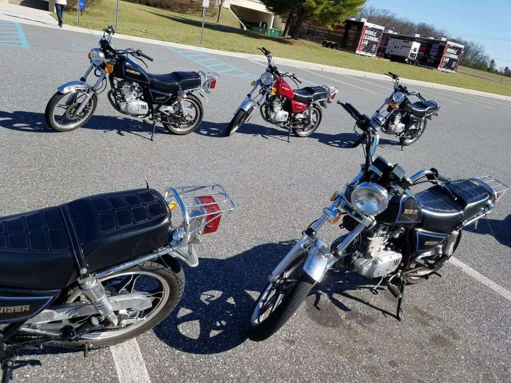 Motorcycle Safety Education Program Basic Rider Course